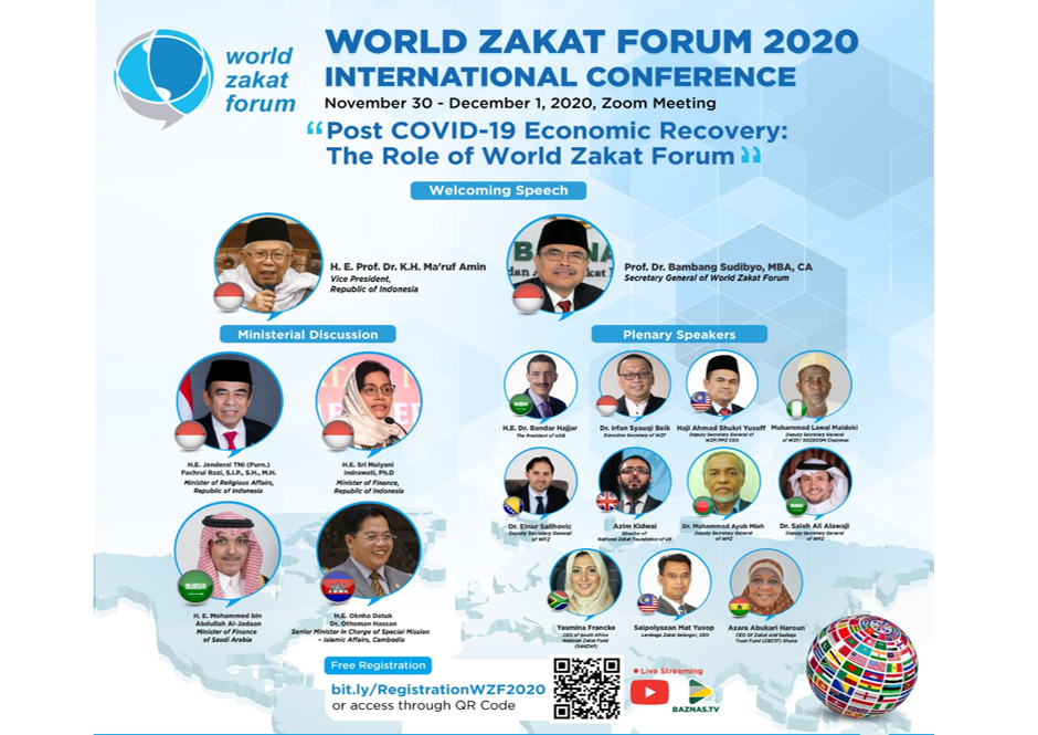 World Zakat Forum 2020 International Conference