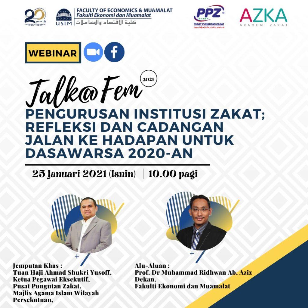 Talk@FEM